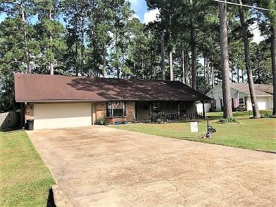 Pineville Single Family Home For Sale: 6521 Barber Drive
