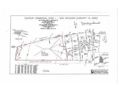 Residential Lots & Land For Sale: West Calhoun Dr
