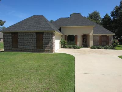 Natchitoches Condo/Townhouse For Sale: 115 Lakefront
