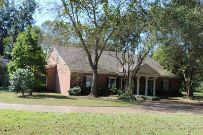 Natchitoches Single Family Home For Sale: 1805 Williams Avenue