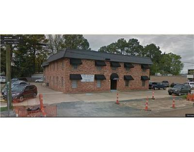 Natchitoches Commercial For Sale: 116 S Drive