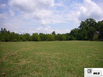 Monroe, West Monroe Residential Lots & Land For Sale: 3135 Deborah Drive
