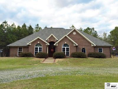 Jonesboro Single Family Home For Sale: 3363 Walker Road