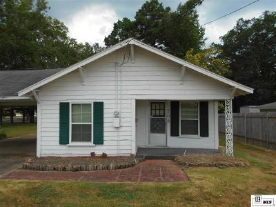 Ruston Single Family Home Pending Continue To Show: 208 E Vaughn Road