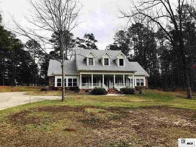 Ruston Single Family Home For Sale: 229 Bear Creek Road