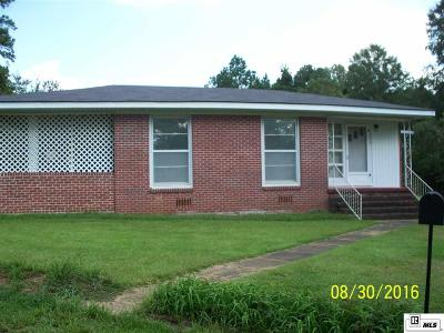 Jackson Parish Single Family Home For Sale: 1310 Cox Street