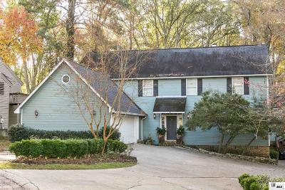 Ruston Single Family Home For Sale: 2303 Hillside Drive