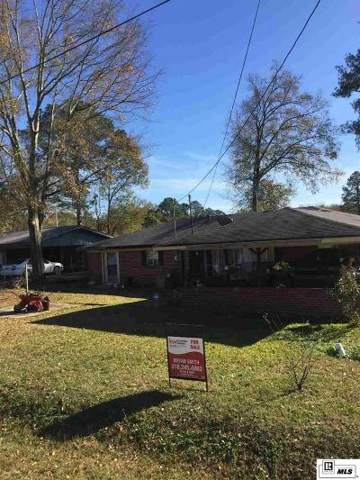 Ruston Single Family Home For Sale: 1200 Richardson Street