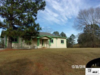 Ruston Single Family Home Active-Pending: 1218 Mondy Road