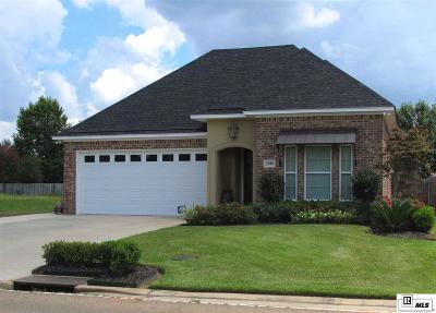 Monroe LA Single Family Home Active-Pending: $375,000