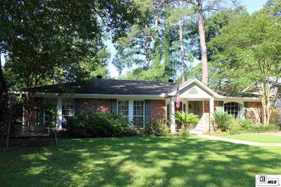 Monroe LA Single Family Home Active-Pending: $259,000