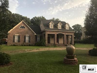 Monroe LA Single Family Home For Sale: $319,900