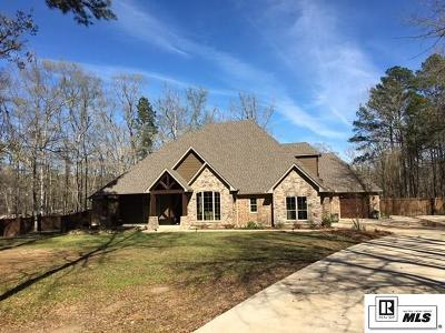Ruston Single Family Home For Sale: 2863 Riser Road