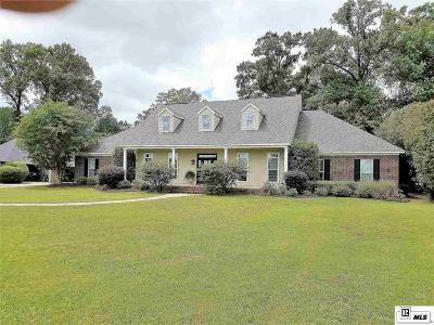 Monroe LA Single Family Home For Sale: $399,500