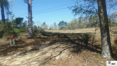 Calhoun LA Residential Lots & Land For Sale: $250,000