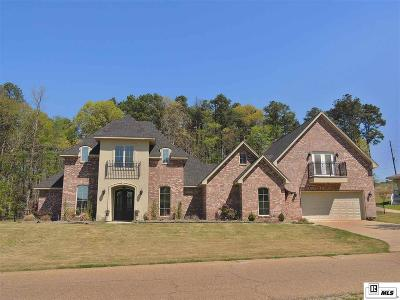 West Monroe Single Family Home For Sale: 174 Cochise Run
