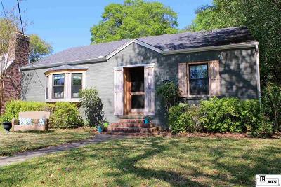 Monroe LA Single Family Home Active-Pending: $199,900
