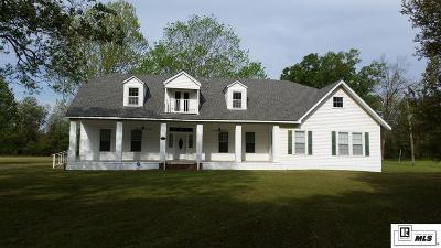Monroe LA Single Family Home For Sale: $365,000
