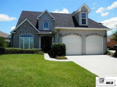 Monroe LA Single Family Home For Sale: $329,900
