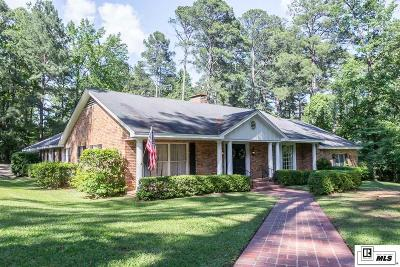 Ruston Single Family Home For Sale: 107 Llanfair Drive