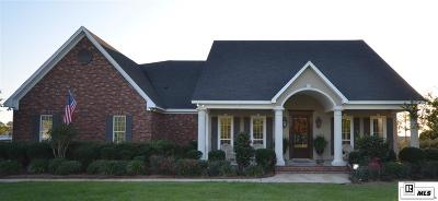 Monroe Single Family Home For Sale: 1532 Frenchmans Bend Road