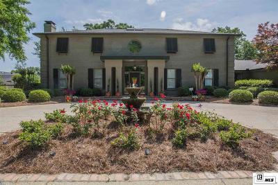 Monroe LA Single Family Home For Sale: $429,000