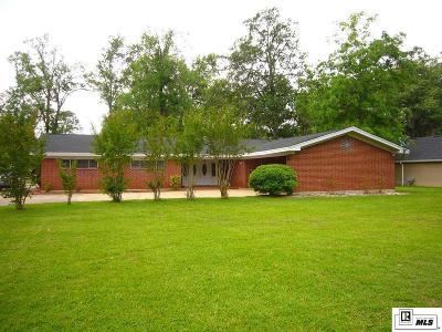Monroe LA Single Family Home For Sale: $257,000