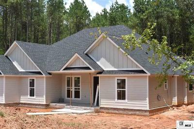 Ruston Single Family Home For Sale: 116 Stable Run Circle