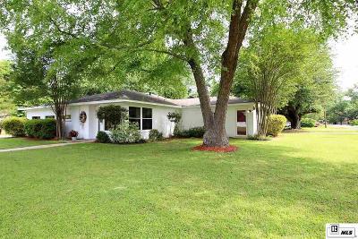 Monroe LA Single Family Home For Sale: $164,900