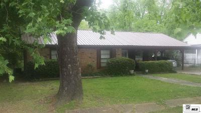 Sterlington LA Single Family Home For Sale: $150,000