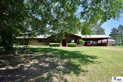 Dubach Single Family Home Active-Pending: 259 Cooper Road