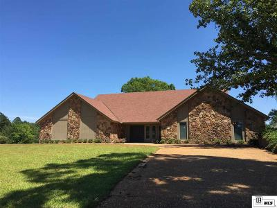 West Monroe Single Family Home For Sale: 101 Comanche Trail