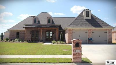 Sterlington LA Single Family Home For Sale: $372,000