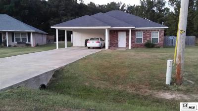Monroe LA Single Family Home For Sale: $139,900
