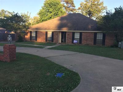 West Monroe LA Single Family Home Active-Price Change: $199,900