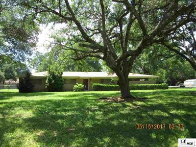 West Monroe LA Single Family Home For Sale: $169,500