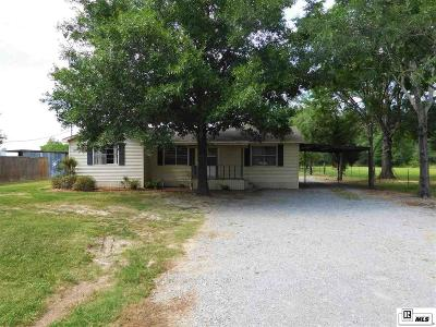 Monroe Single Family Home For Sale: 640 Spruell Road
