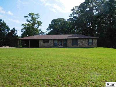 Eros LA Single Family Home For Sale: $189,900