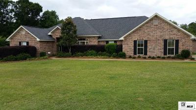 West Monroe LA Single Family Home For Sale: $359,000