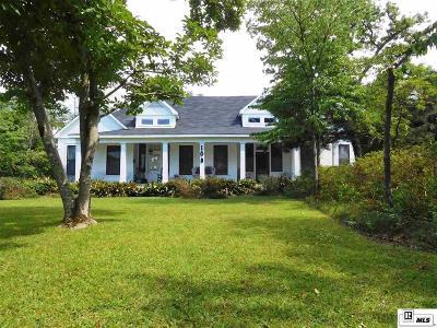 Monroe LA Single Family Home For Sale: $169,999