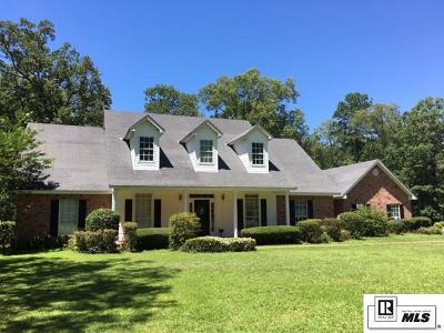 Monroe Single Family Home For Sale: 412 Cadillac Drive