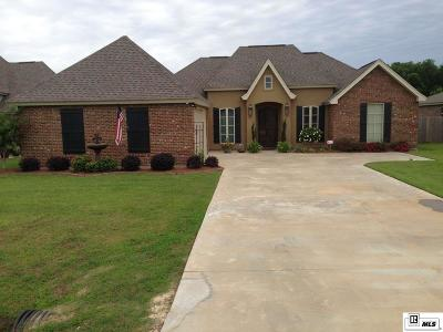 Sterlington LA Single Family Home For Sale: $275,000