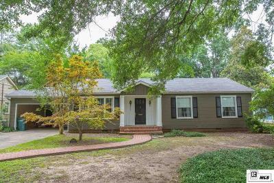 Monroe LA Single Family Home For Sale: $149,000