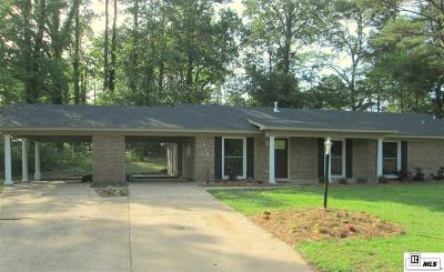 Grambling Single Family Home Pending Continue To Show: 115 Richmond Street