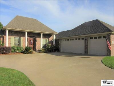 Monroe LA Single Family Home For Sale: $339,000