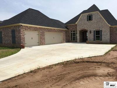 Sterlington LA Single Family Home For Sale: $415,000