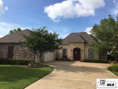 Monroe Single Family Home Active-Pending: 105 Greenside Drive