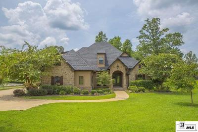 Calhoun LA Single Family Home For Sale: $479,500
