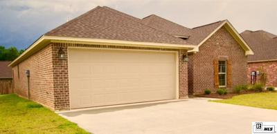 West Monroe LA Single Family Home For Sale: $256,000