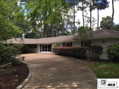 Monroe LA Single Family Home Active-Pending: $307,500